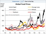 Global Food Prices 2003-2011