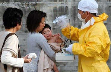 Miedo a la radiación tratada como trastorno psiquiátrico en Fukushima, Japón, la radiación nuclear de Fukushima armas nucleares de fotos 001